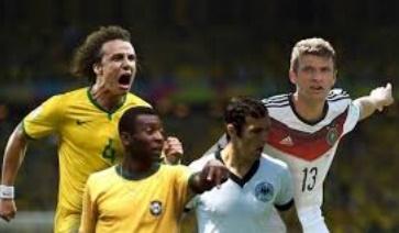 Brésil-Allemagne, c'est un... choc historique
