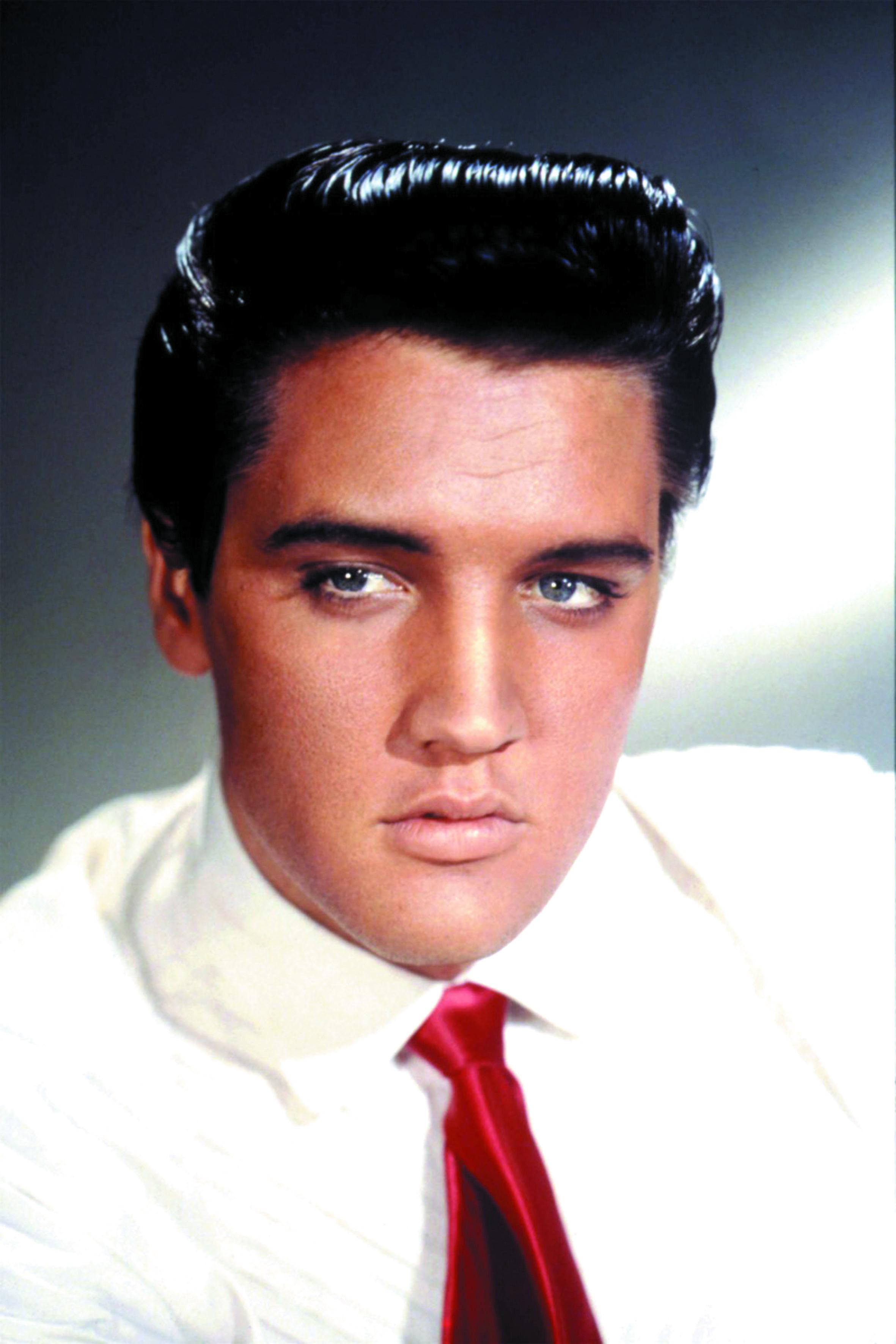 Pseudos de stars pour passer incognito : Elvis Presley