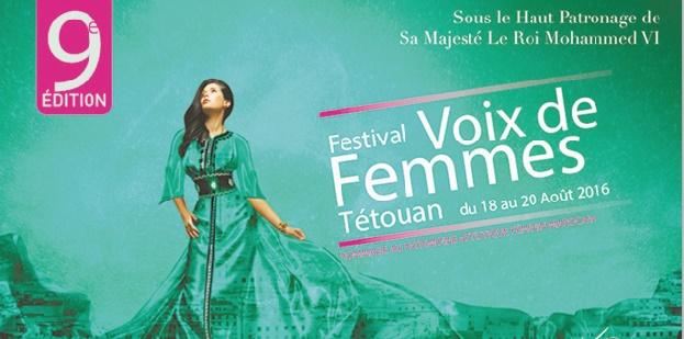"Dounia Batma et Latifa Raafat en clôture du Festival ""Voix de Femmes"""