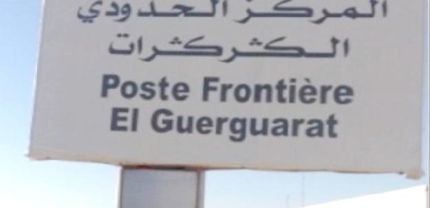 Saisie d'une importante quantité de drogue à El Guerguarat