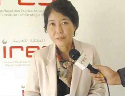 Kei Nakagawa: Un discours qui s'inscrit parfaitement dans la logique de l'institution d'Imarat Al Mouminine
