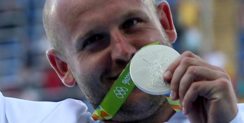 Insolite : Geste olympique