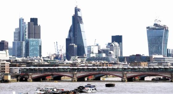 Brexit: Les loyers baissent à Londres pour la première fois depuis 2010