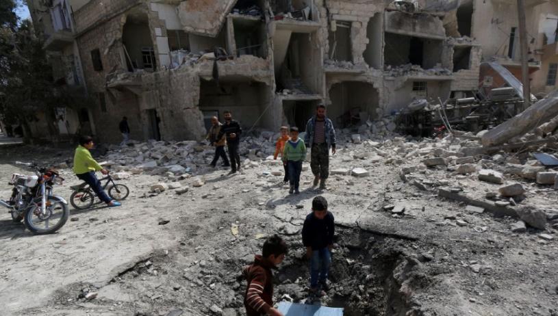 Washington prévient Damas de rester à l'écart des forces de la coalition