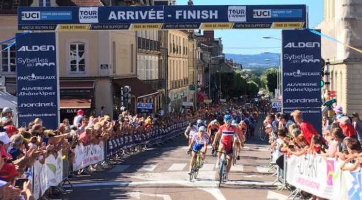 Tour de l'Avenir de cyclisme