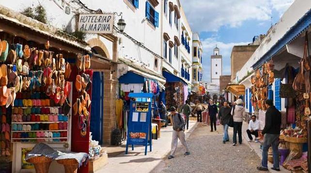 Promouvoir les produits d'artisanat auprès des touristes d'Essaouira