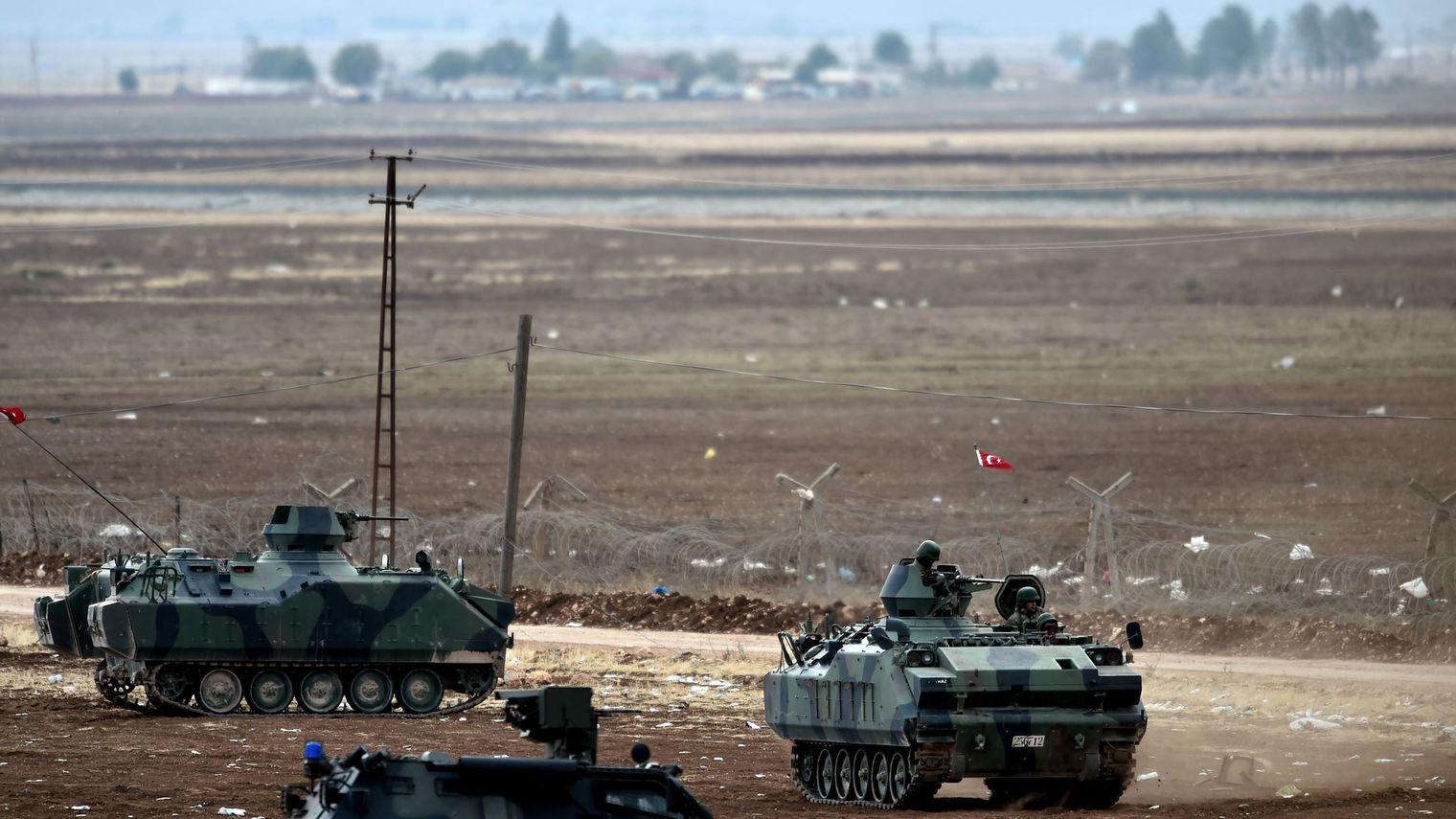 L'armée turque intensifie son offensive contre les Kurdes au nord de la Syrie