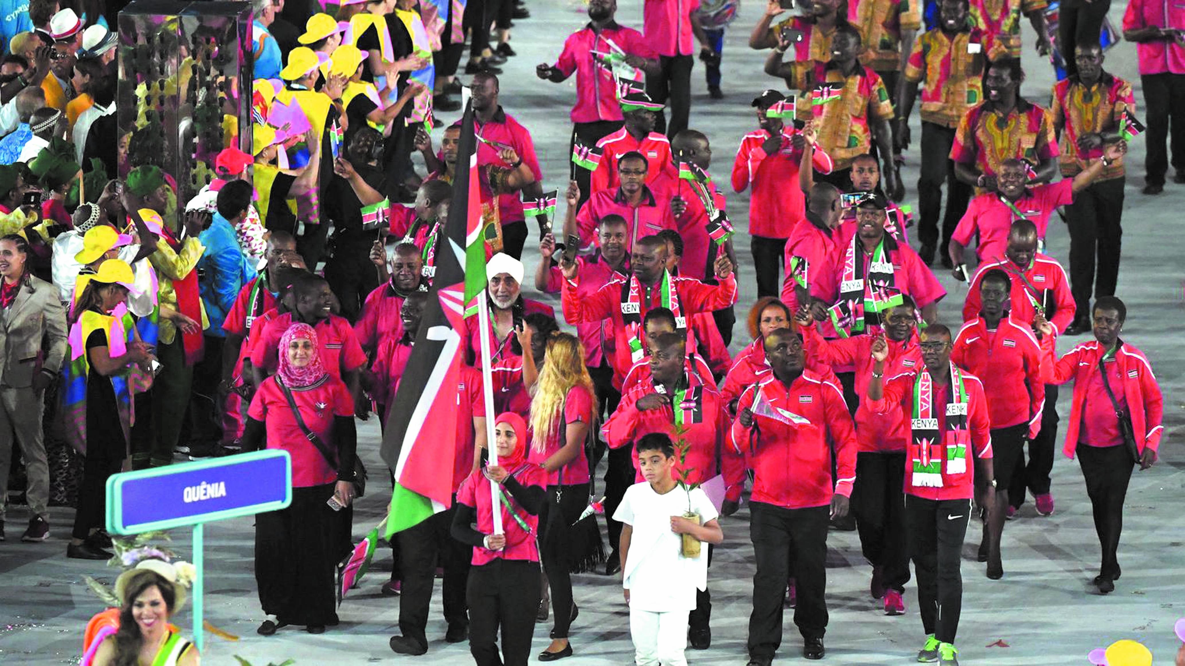 L'étau se resserre sur le Comité olympique kényan après les faux-pas de Rio