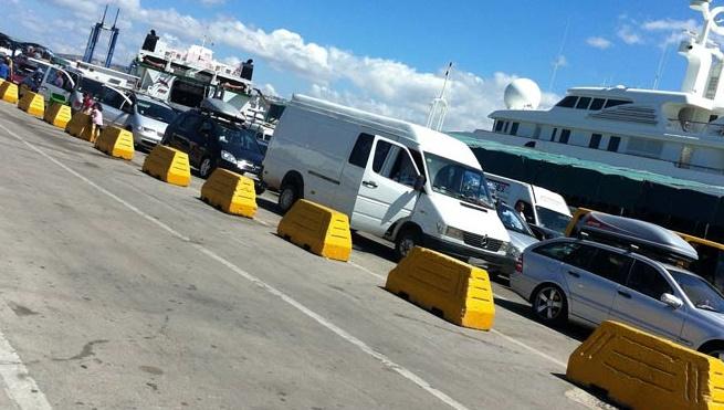Plus de 218.000 MRE ont regagné le Maroc via Bab Sebta