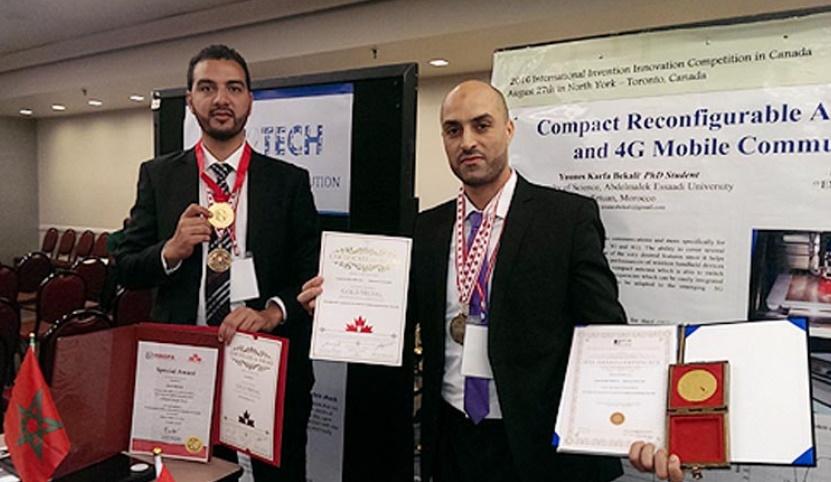 Le Maroc rafle huit médailles d'or au Concours international de l'invention et de l'innovation à Toronto