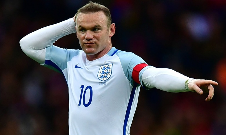 Rooney prendra sa retraite internationale après le Mondial-2018