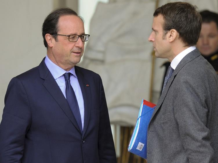 Emmanuel Macron lâche Hollande pour se rapprocher d'une candidature à l'Elysée