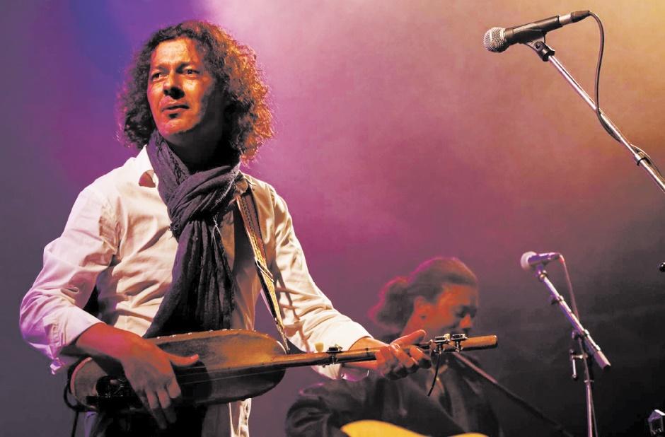 Quand la musique gnaouie s'exporte en Egypte