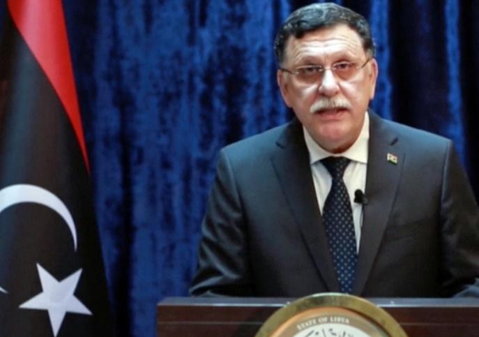 Le Premier ministre Fayez Al-Sarraj en visite à Syrte promet d'en finir avec l'EI partout en Libye