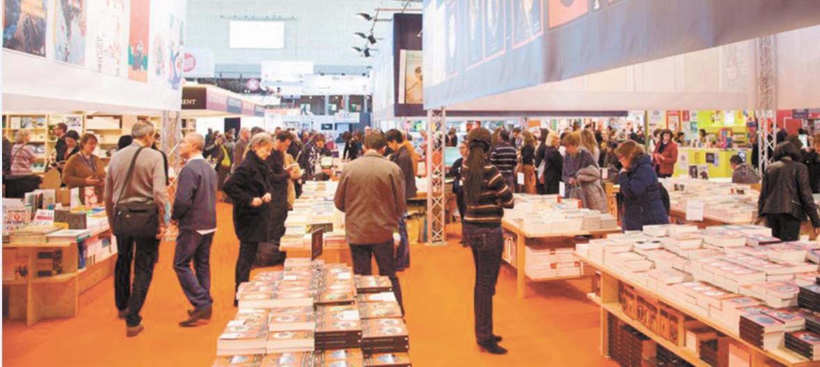 Le Maroc, premier invité d'honneur arabe et africain du Salon du livre de Paris