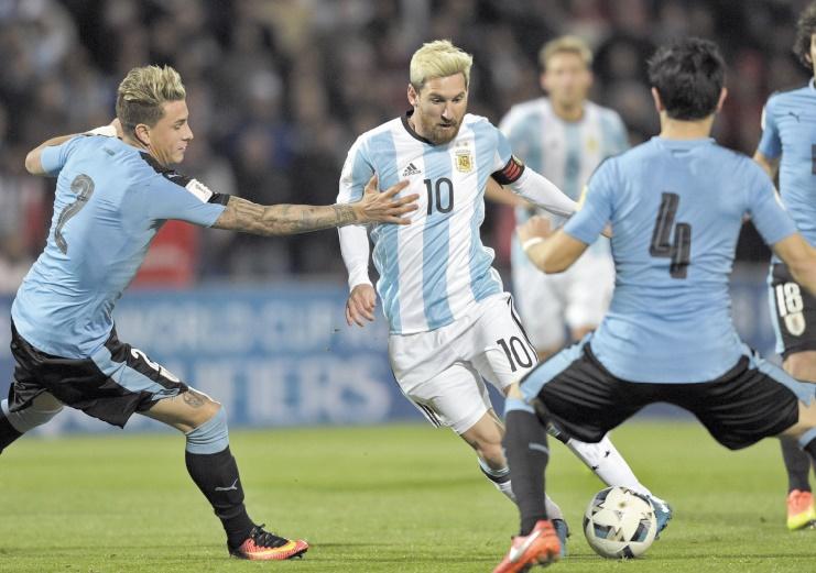 Retour gagnant de Messi avec l'Albiceleste