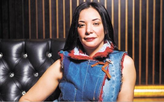 """Loubna Abidar veut parler des sujets qui """"fâchent"""""""