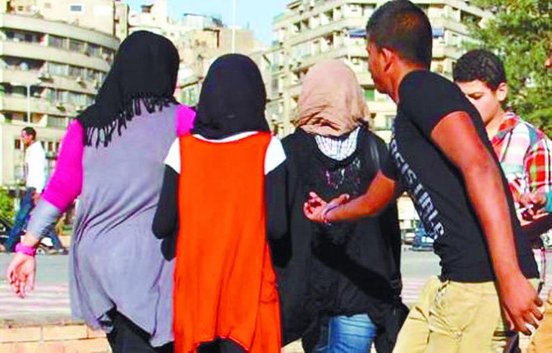 Petites victoires contre  le harcèlement sexuel en Egypte