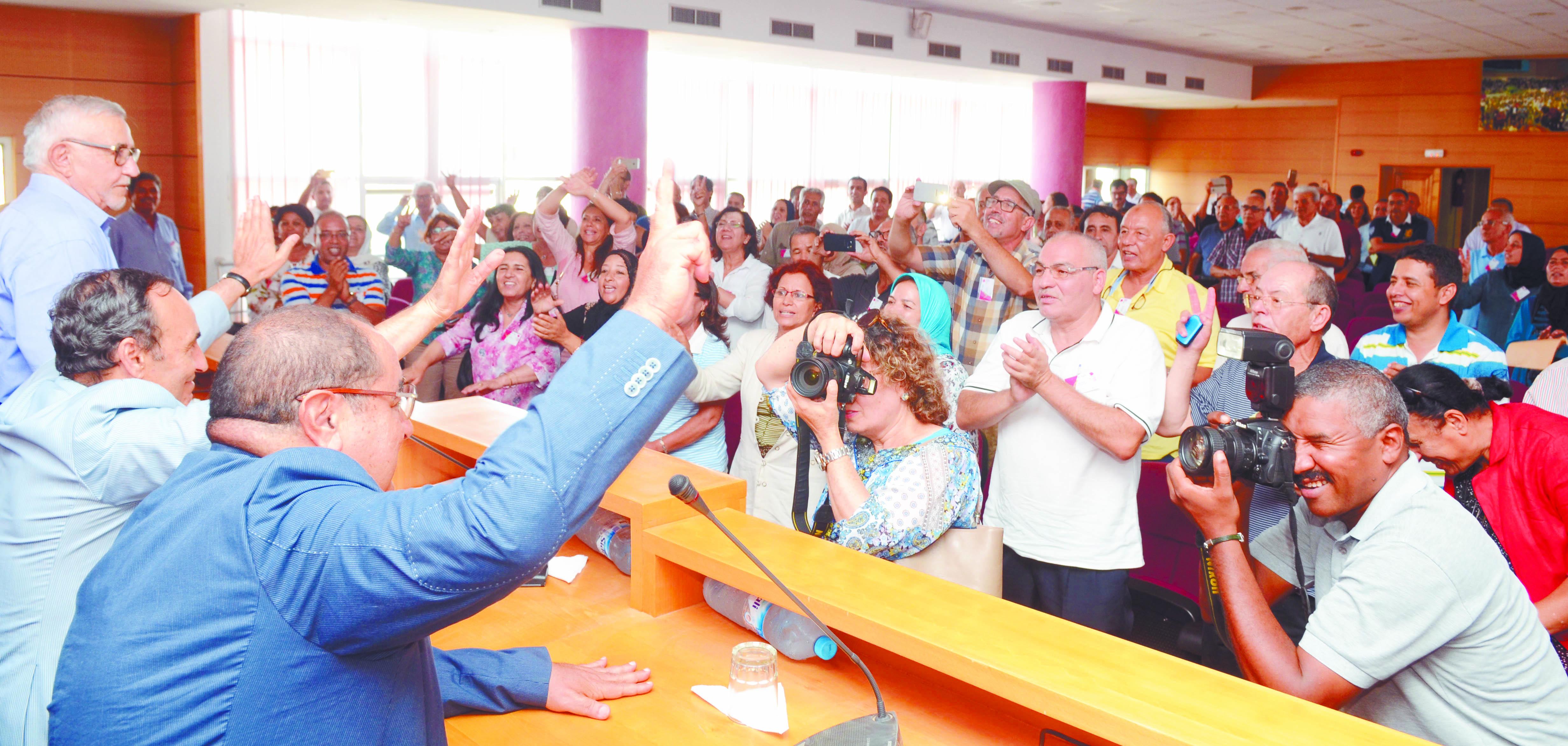 Engagement et responsabilité ont prévalu lors de la réunion de la Commission administrative