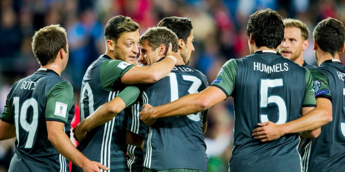 Mondial 2018 :  L'Allemagne déroule, l'Angleterre s'en tire