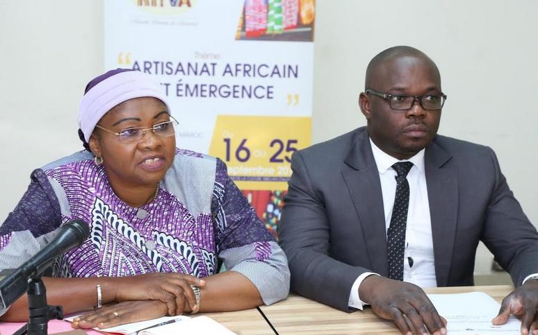 """Le Maroc """"invité spécial"""" de la 2ème édition du marché ivoirien de l'artisanat prévue à Abidjan"""