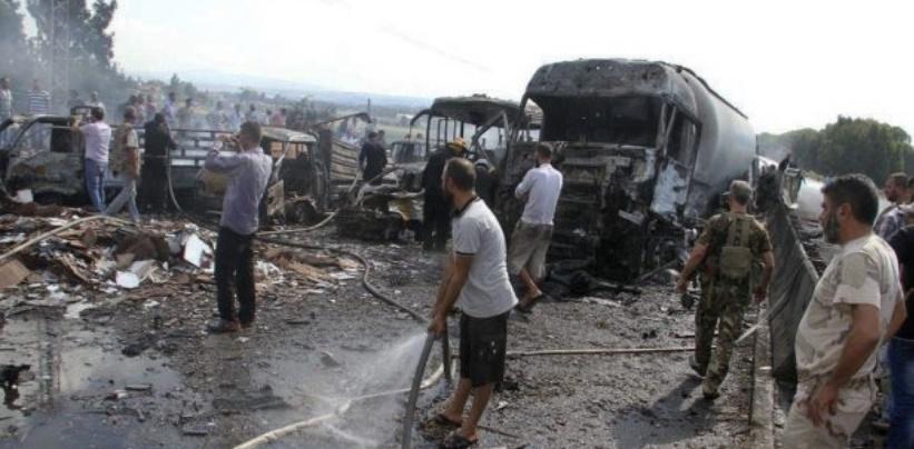 Des morts par dizaines dans une série d'attaques à Kaboul