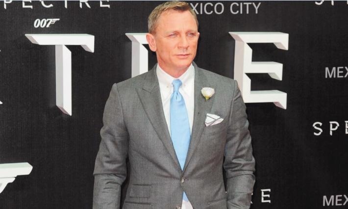 Daniel Craig redevient James Bond pour un chèque de 150 millions ?