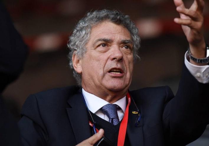 Angel Maria Villar renonce à sa candidature à la présidence de l'UEFA