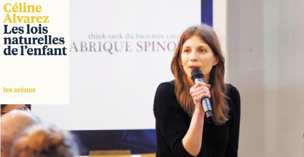 Céline Alvarez : Une pédagogue déterminée à révolutionner le système éducatif