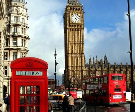 """La campagne """"Much Mor"""" à Londres pour attirer davantage de touristes britanniques"""