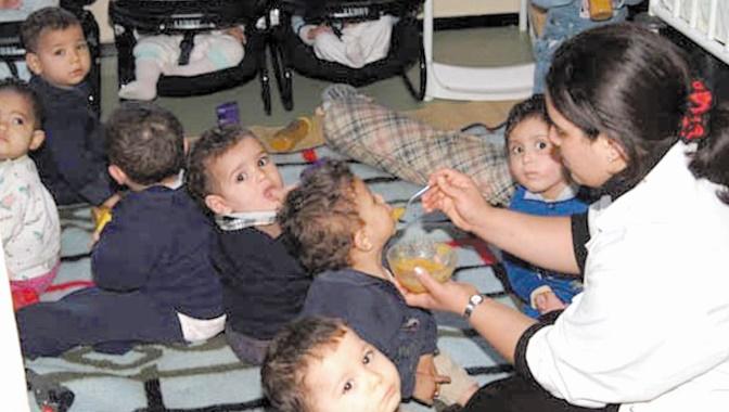 Vers le développement physique, émotionnel, cérébral, cognitif et social de l'enfant