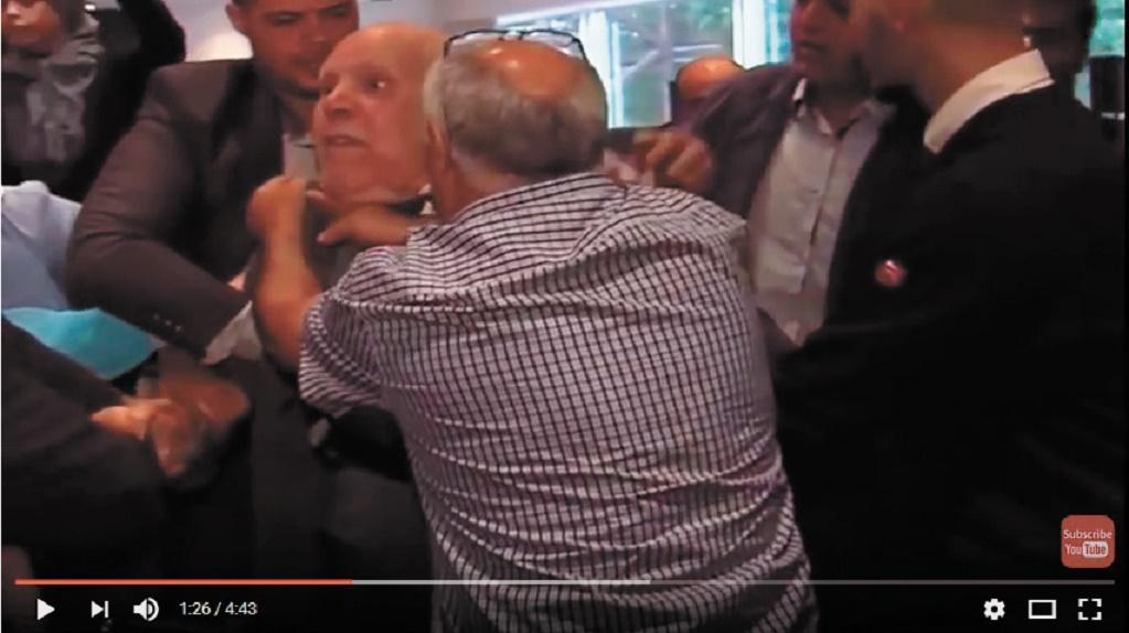 Un Marocain de Belgique malmené sous le regard indifférent d'Anis Birou
