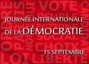 Le Maroc célèbre la Journée internationale de la démocratie