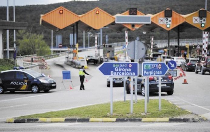 Annulation du contrôle d'un Marocain aux frontières effectué... 10 cm en Espagne