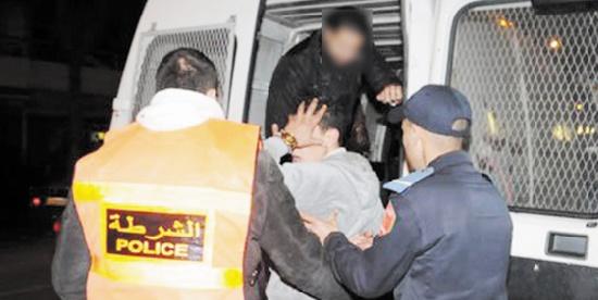 Arrestation, en cinq jours, de 208 personnes impliquées dans des actes criminels à Fès