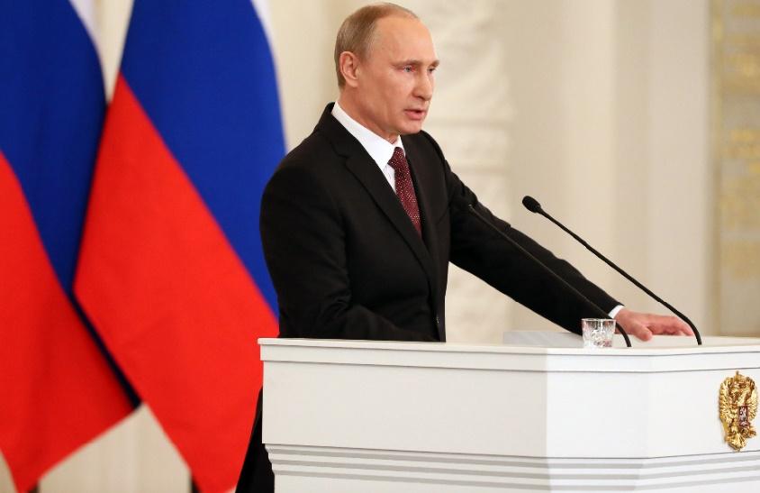 Vladimir Poutine appelle les Russes à voter massivement dimanche lors des élections législatives