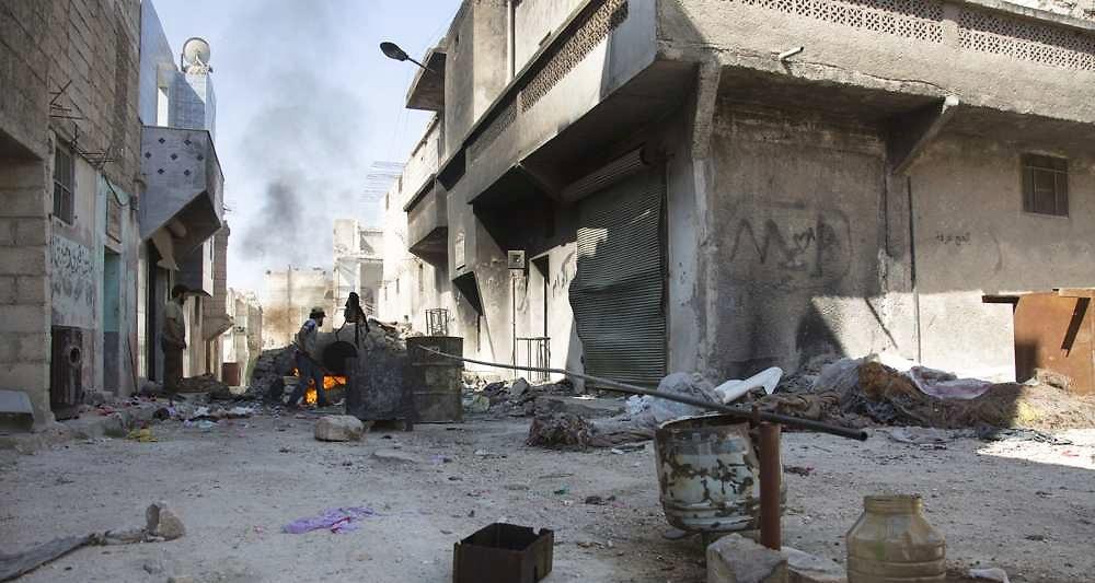 Damas et Moscou accusent la coalition US d'avoir frappé délibérément l'armée syrienne