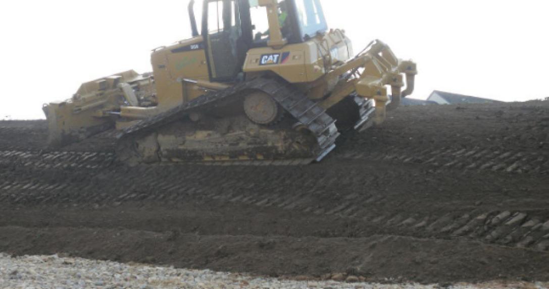 Les travaux de construction de l'axe Guerguerat-Mauritanie bientôt achevés