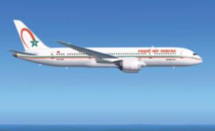 L'art africain déploie ses ailes avec Royal Air Maroc