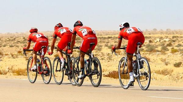 Le Maroc présent aux Mondiaux de cyclisme sur route
