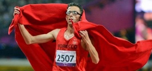 Chentouf décroche l'or aux Jeux paralympiques