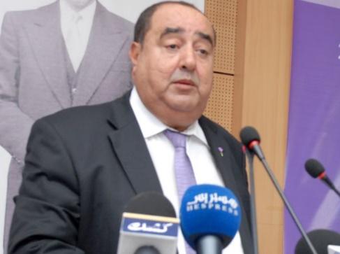 Driss Lachguar hôte du mouvement Damir