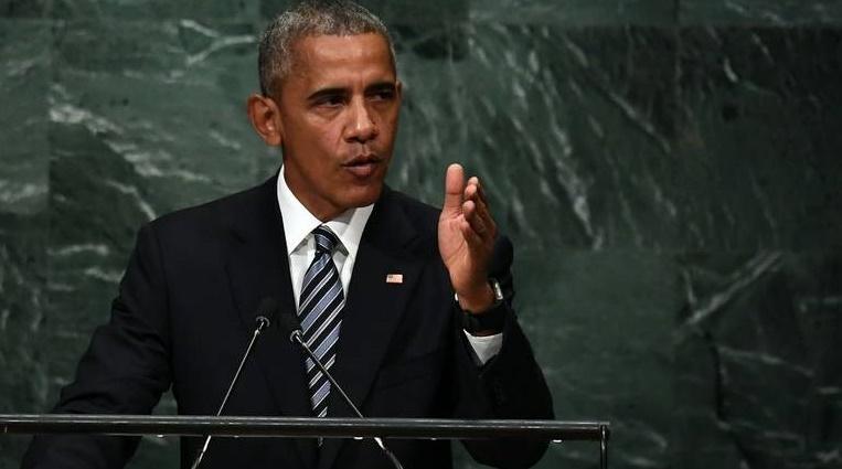 A New York, Barack Obama met en garde contre le populisme