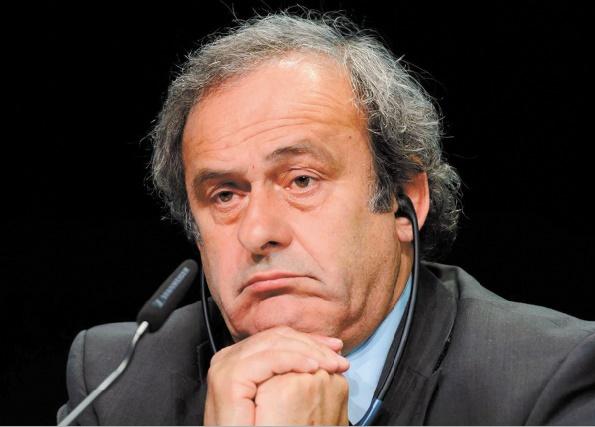 L'UEFA s'apprête à verser encore de l'argent à Platini