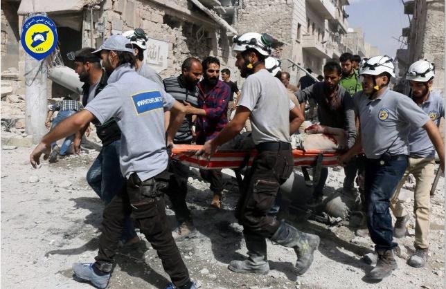 Violents combats à Alep après une nuit de bombardements