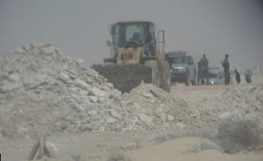 Guerguerat : Imminent accord onusien pour parachever l'asphaltage de l'axe routier