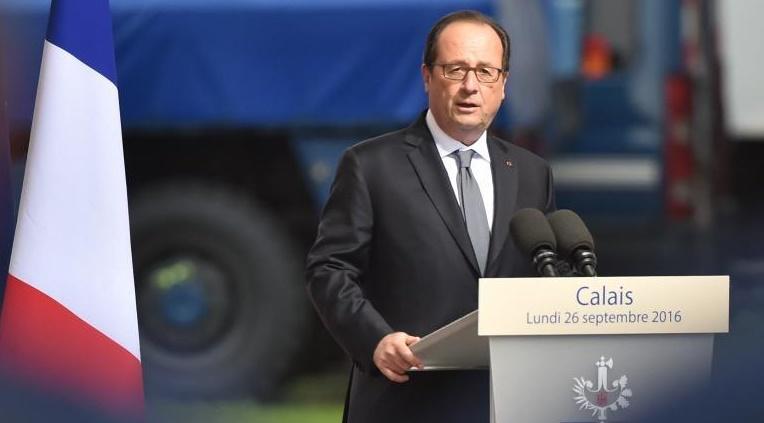 François Hollande : Nous devons démanteler complètement le camp de Calais