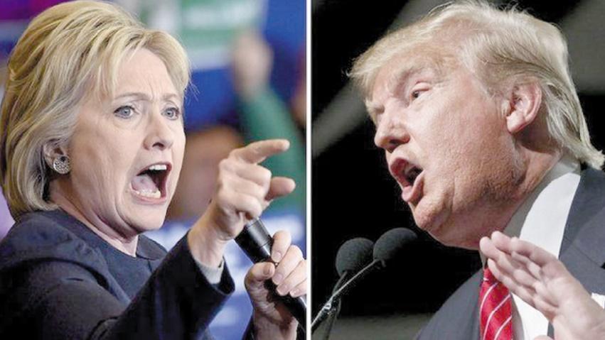 Attaques, piques et esquives ont caractérisé le débat des deux prétendants à la Maison Blanche