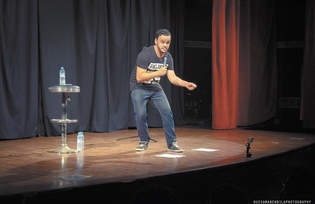 Youssef Ksiyer : La comédie est un métier où l'on doit être exigeant avec soi-même