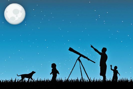"""Lancement de la caravane scientifique d'astronomie """"Space bus"""""""